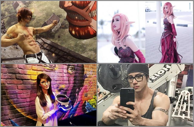 Hottest Cosplayers from the Philippines