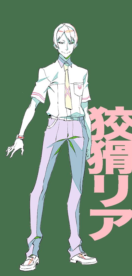 e6efb kiznaiver2btsuguhito2byuta Studio Trigger's Kiznaiver Anime Website Launched